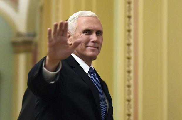 ABD Başkan Yardımcısı Pence, Ortadoğu turuna çıkıyor