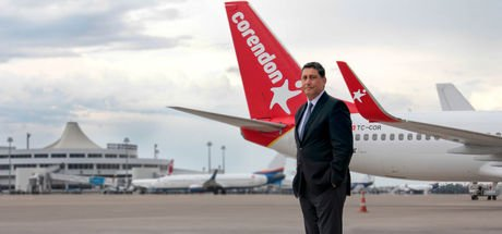 Corendon Airlines'tan Gazipaşa Havalimanı'na ek seferler