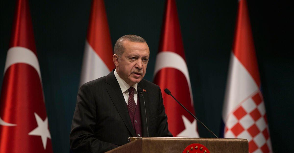 Cumhurbaşkanı Recep Tayyip Erdoğan, Domagoj Vida transferiyle ilgili açıklama yaptı 3