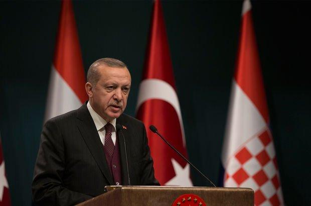 Cumhurbaşkanı Recep Tayyip Erdoğan, Domagoj Vida transferiyle ilgili açıklama yaptı 46