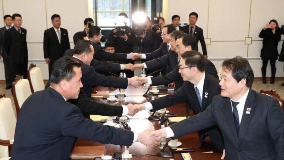 Kuzey Kore, olimpiyata delegasyon gönderecek