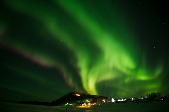 Kuzey ışıkları en iyi nerede izlenir? Kuzey ışıkları nereden görülür?