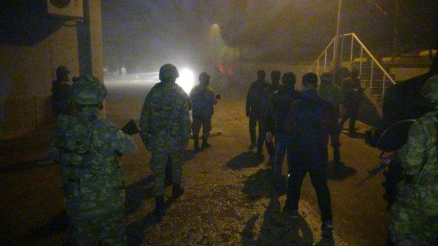 Hudut Kartalları, 1 yılda 20 bin kaçak yakaladı