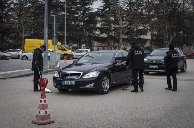 İran'ın Ankara Büyükelçisi, Dışişleri'ne geldi!