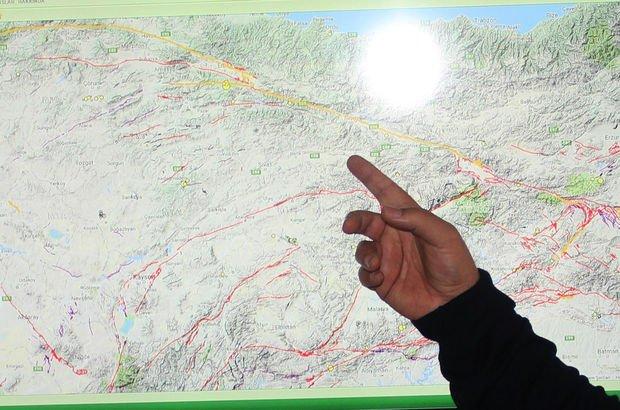İki il arasında büyük deprem beklentisi!