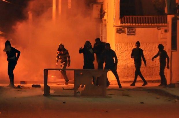 Tunus yeniden ayakta: 1 ölü, 49 yaralı, 206 gözaltı!