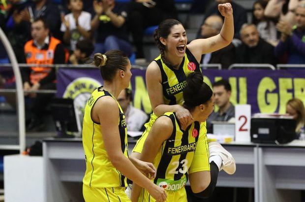 Fenerbahçe: 80 - UMMC Ekaterinburg: 77
