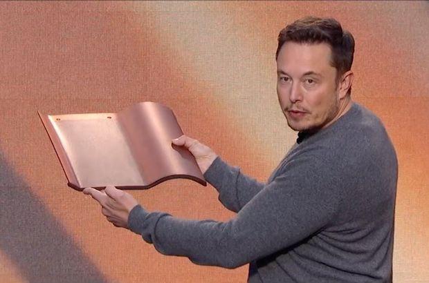 Tesla güneş enerjili çatı kiremit