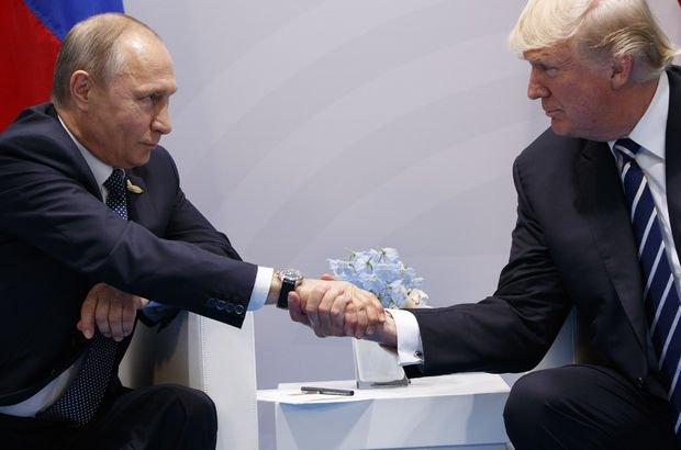 Trump: Rusya'yla düşman olmaktansa işbirliği yapmak daha iyi