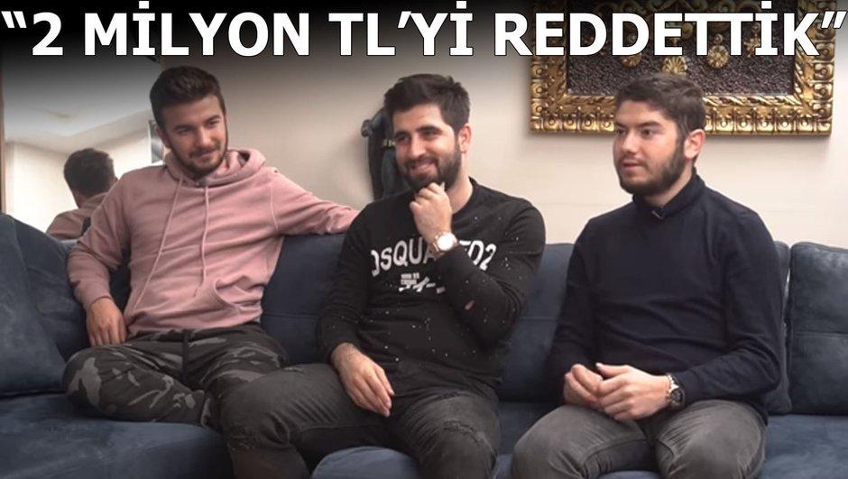 Atakan Özyurt, Bilal Hancı, Fatih Yasin, 4G 1KONUK, Kafalar