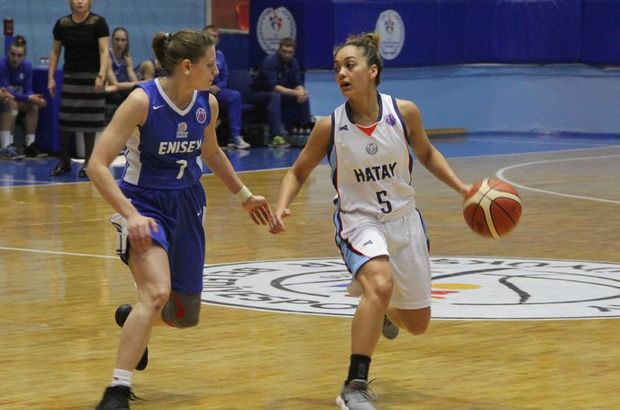 Hatay Büyükşehir Belediyespor: 72 - Enisey: 74