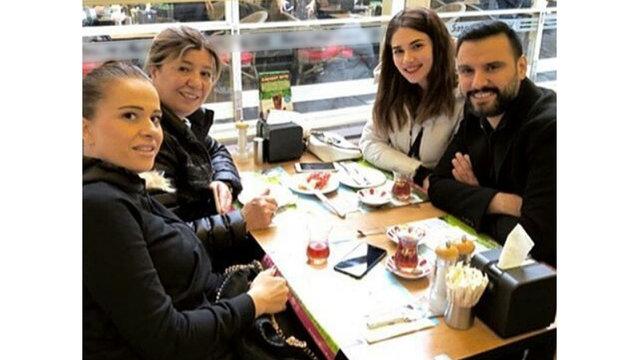 Buse Varol, sevgilisi Alişan'ın annesi Suzan Tektaş ile tanıştı - Magazin haberleri