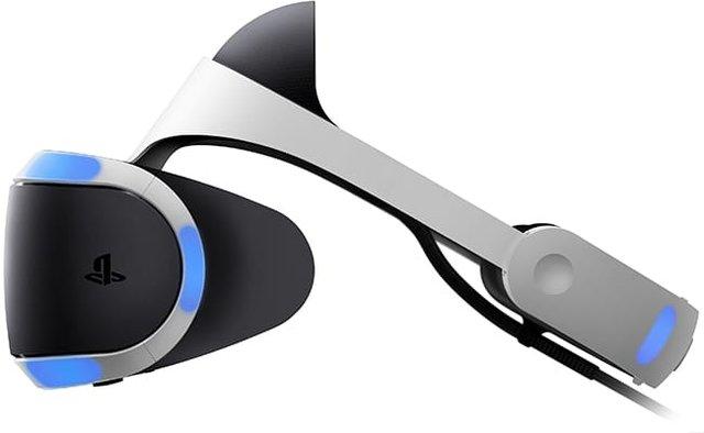 Yenilenen PlayStation VR'ın dağıtımına başlanıyor