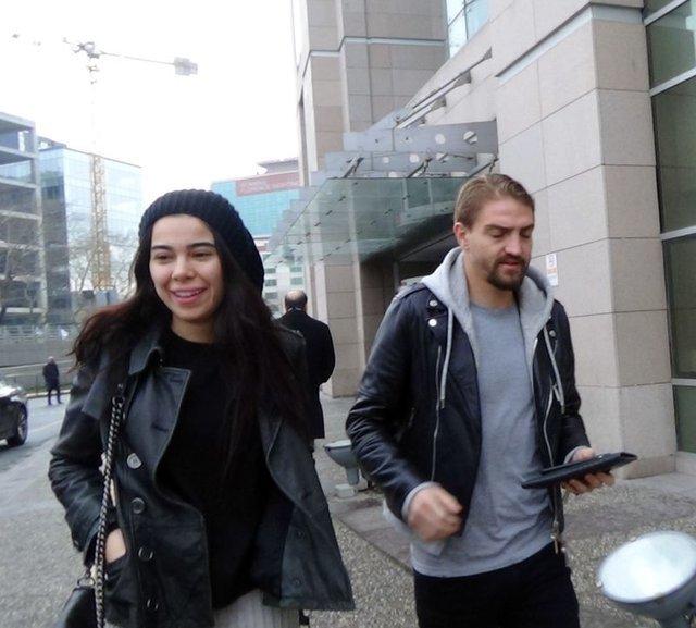 Asena Atalay'ın Hayko Cepkin paylaşımı tepki çekti