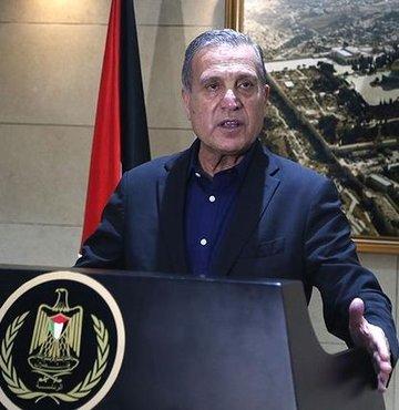 Filistin Devlet Başkanlığı Sözcüsü Rudeyne Kudüs bölgesel ve küresel güçlerin