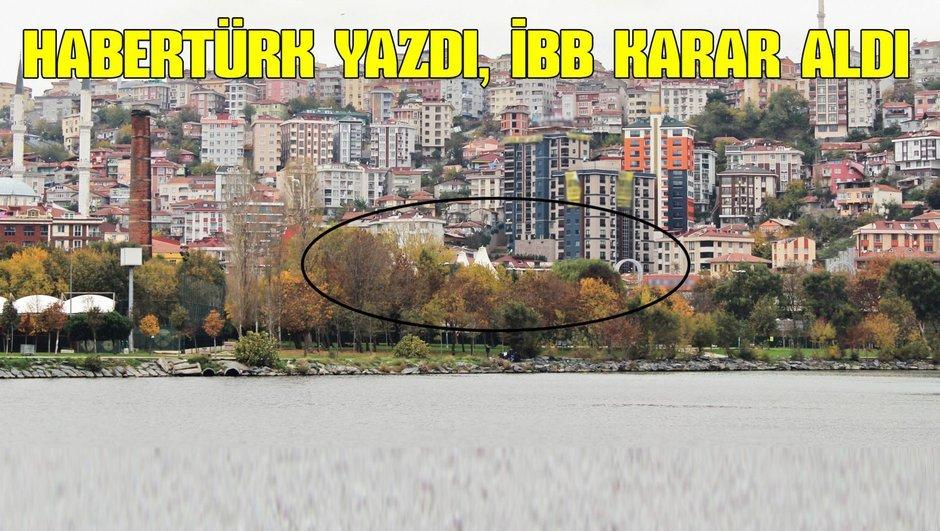 Haliç İstanbul Büyükşehir Belediyesi Meclisi kat izni