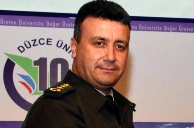 Düzce İl Jandarma eski Komutanı Albay Bilal Güvenir
