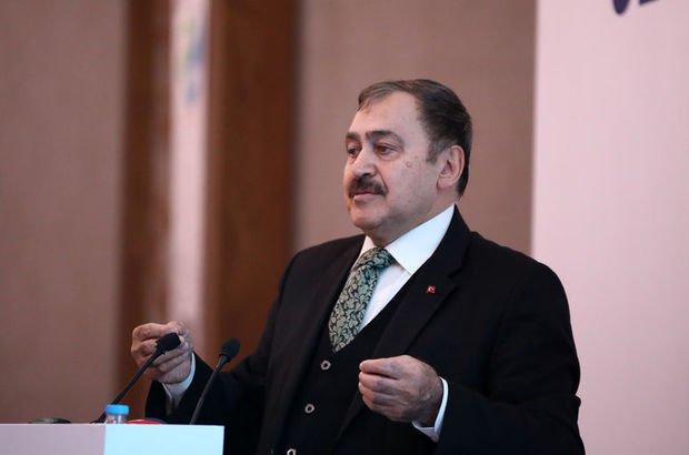 Bakan Veysel Eroğlu