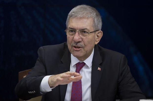 Bakan Ahmet Demircan