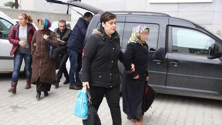 FETÖ'yle bağlantılı olan okullarda çalışan 70 öğretmen hakkında gözaltı kararı...