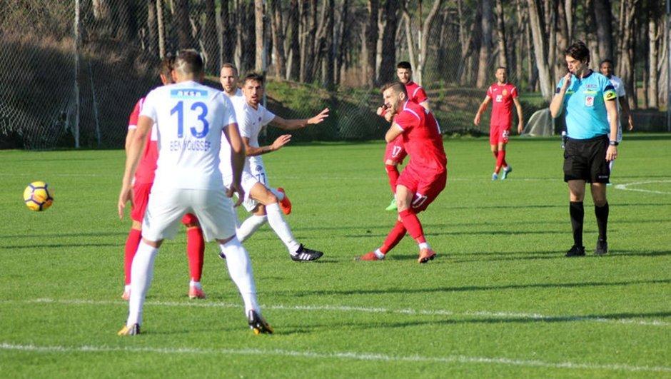Kasımpaşa: 1 - Partizani: 0