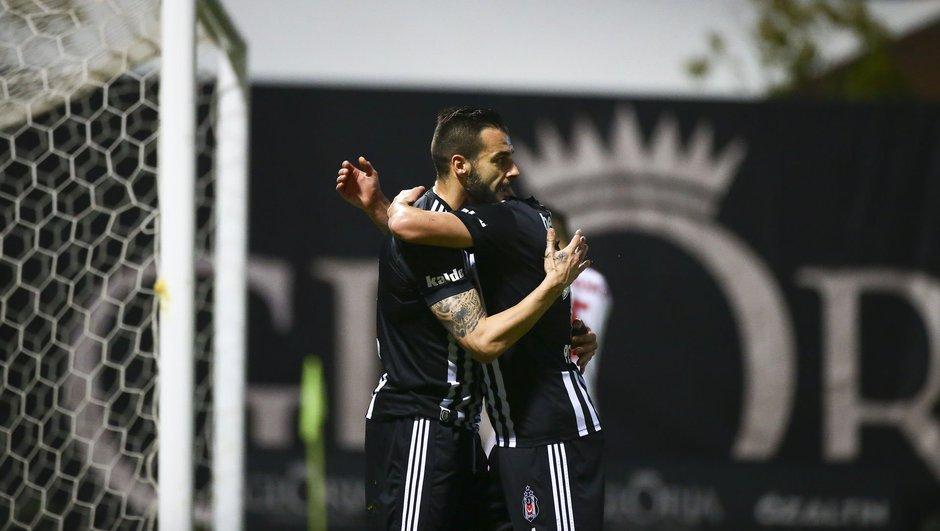 Beşiktaş: 3 - Skenderbeu: 2