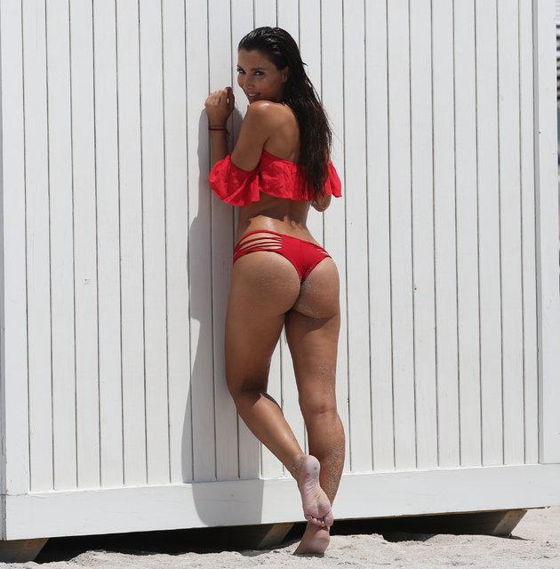 Almanya'nın Kim Kardashian'ı Türk çıktı!   Mehtap Yavuz kimdir?
