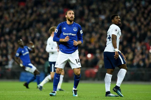 Cenk Tosun, Everton formasıyla ilk maçına çıktı! Cenk ilk maçında neler yaptı?