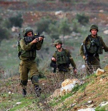 İsrail askerleri 73 Filistinliyi yaraladı