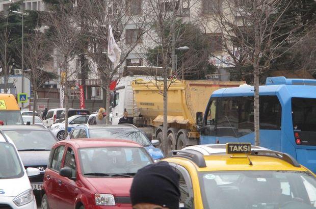 Hafriyat kamyonu