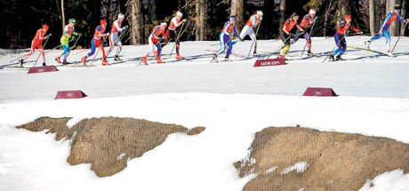 Küresel ısınma kayak merkezlerini de vuruyor!