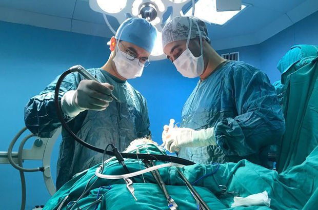 Kafa ameliyatı