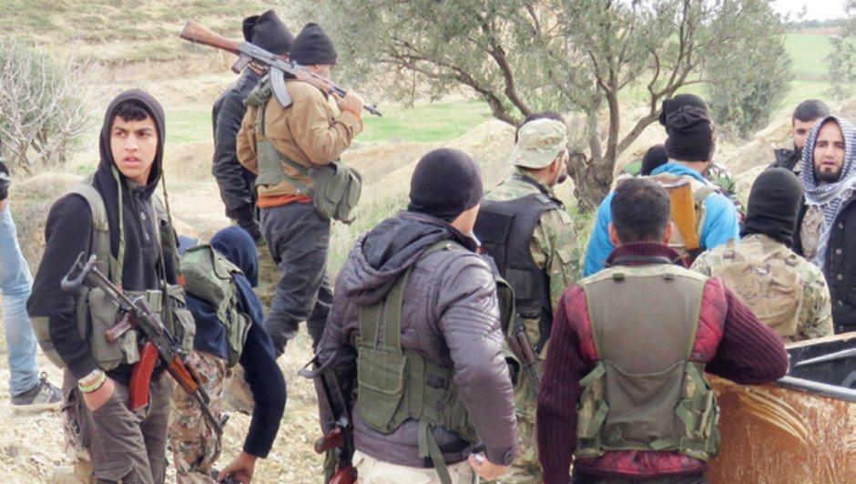 PKK'lı terörist Gülsüm Başkalene Suriye'ye kaçtı