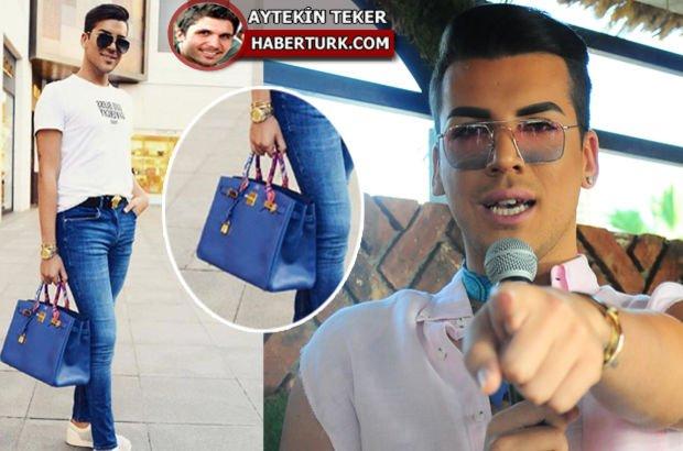 Kerimcan'dan 'çanta' açıklaması