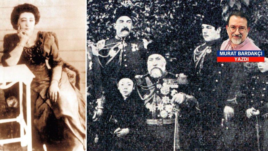 Payitaht Abdülhamid yasak aşk Hadice Sultan Sultan Abdülhamid