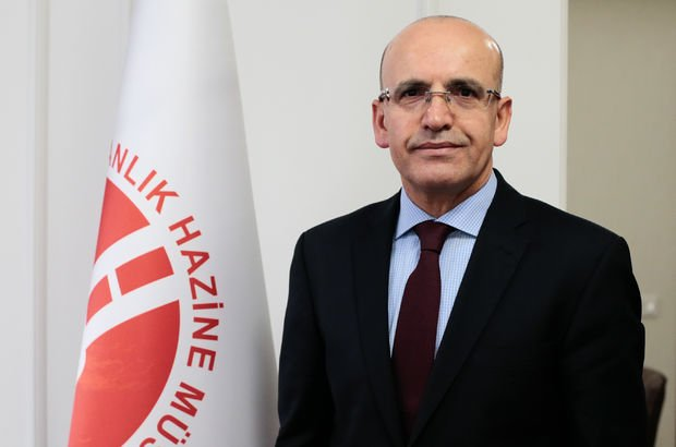 Başbakan Yardımcısı Şimşek