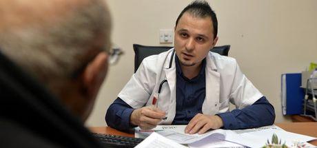 """Ardahan'da """"gönüllü sigara bıraktırma"""" mesaisi"""