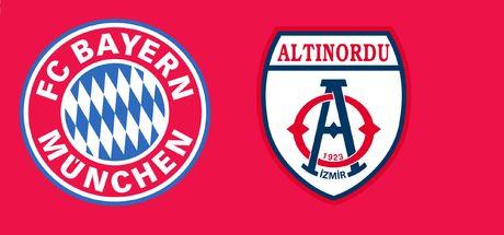 Bayern Münih'ten Altınordu'ya övgü!