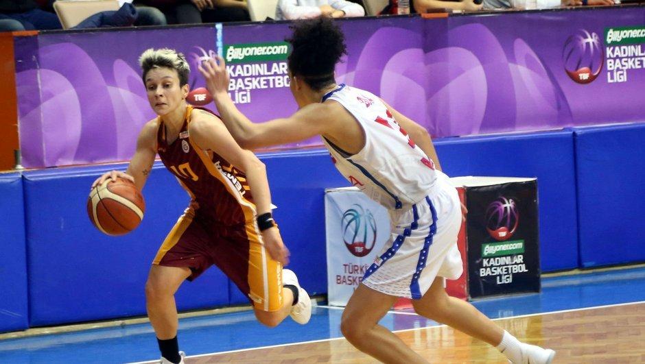 Mersin Büyükşehir Belediyespor: 87 - Galatasaray: 77
