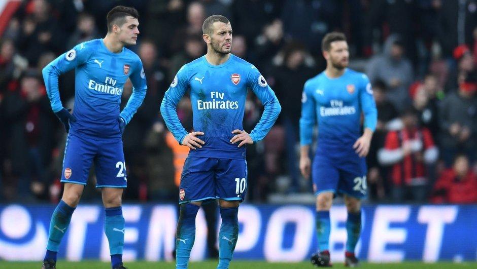 Bournemouth: 2 - Arsenal: 1