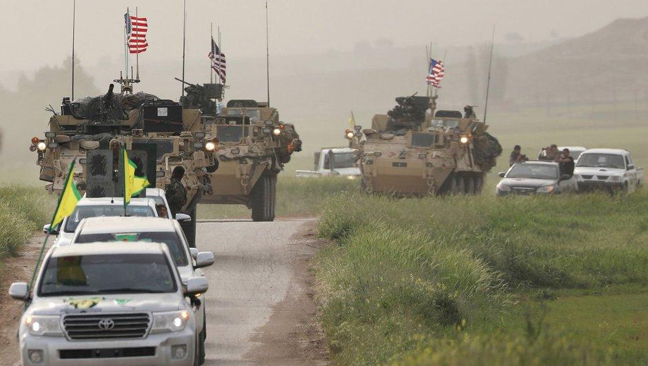 Suriye'de ABD öncülüğündeki koalisyondan şok açıklama!