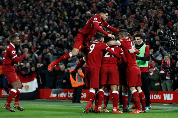Liverpool: 4 - Manchester City: 3