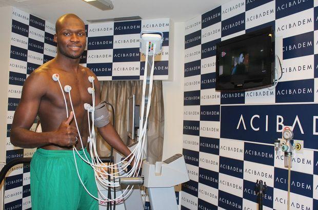 Moussa Sow, sağlık kontrolünden geçti