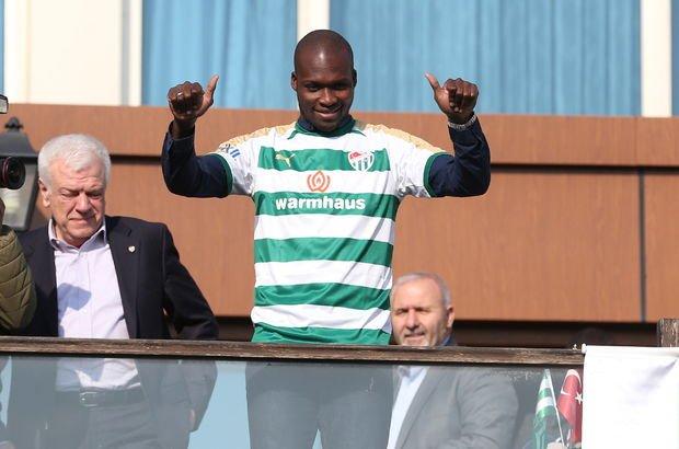 Moussa Sow, Bursaspor'da