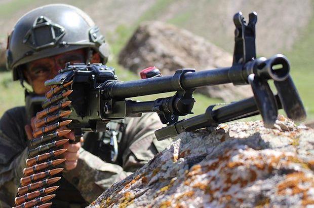 Şemdinli'deki operasyonda 6 terörist etkisiz hale getirildi