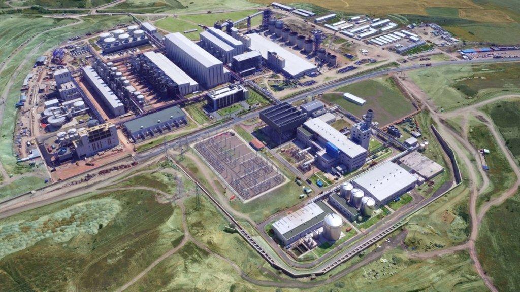 Ciner Grubu'nun Kazan Soda Elektrik yatırımı bugün hizmete giriyor