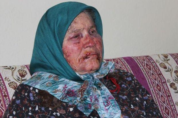Yaşlı kadın öldüresiye dövülmüştü, gözaltına alınan torunu serbest bırakıldı!