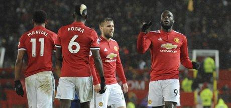 Manchester United: 3 - Stoke City: 0