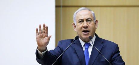Netanyahu'dan Abbas'a tepki: Tutum değişmedikçe barış olmayacak!