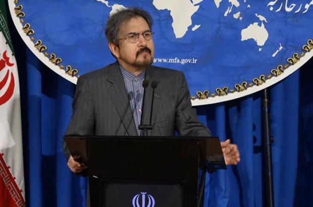 ABD'nin 30 bin kişilik 'terör ordusuna' bir itiraz da İran'dan!